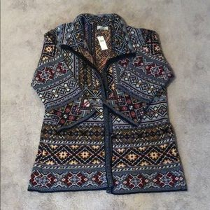 Sweater Jacket from Anthropologie